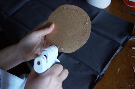 Add Fabric to the Brim