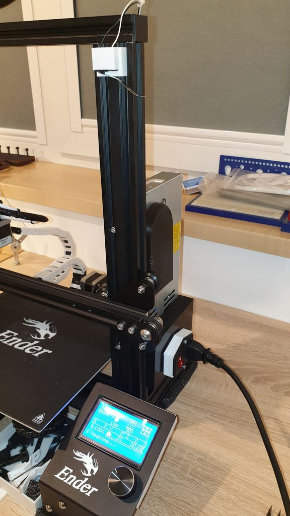 Picture of Creality Ender 3 Power Shutoff
