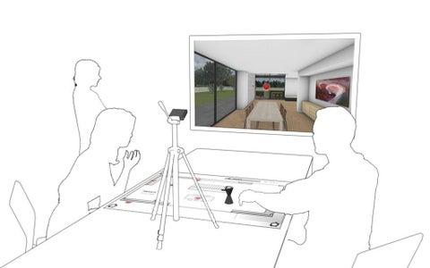 Setup - Camera-stand