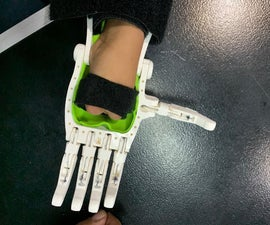 3D Print Prosthetic Hands in the Classroom.