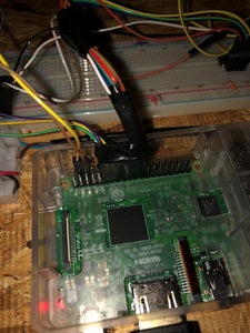 (Step 4.5)Wiring the Relay Switch, Power Supply, BreadBoard, ADC Converter, and PI