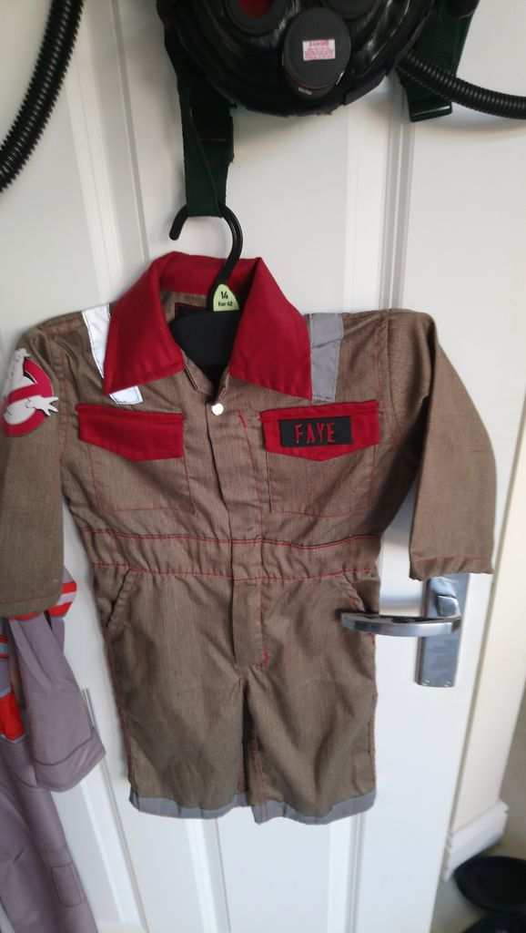 Picture of Toddler Ghostbusters Costume