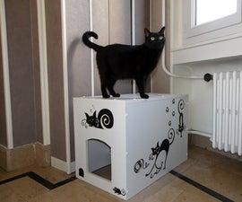Kitty Litter Box