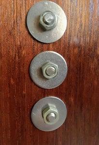Cylinder Securing Nuts