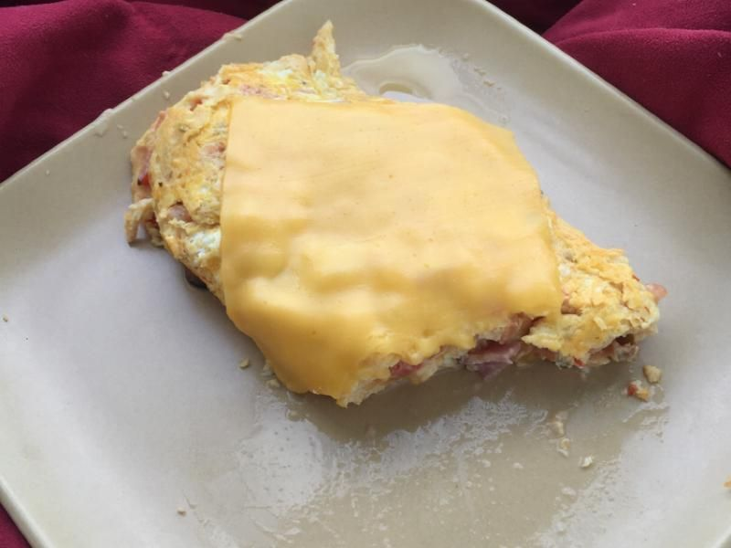 Picture of The Excellent Omelet