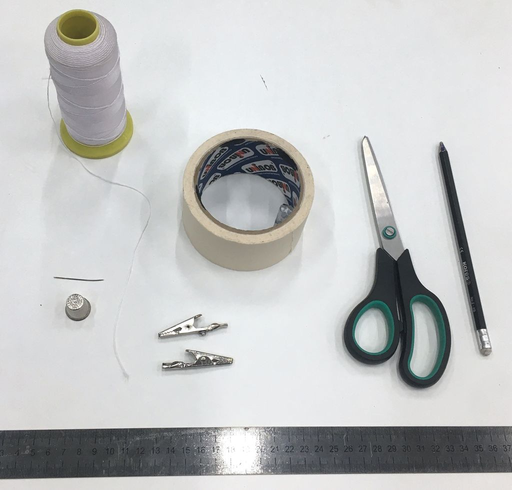 Picture of Tools and Material