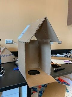 Picture of Step 2: Create a 3D Model of What You Want Your Birdhouse to Look Like