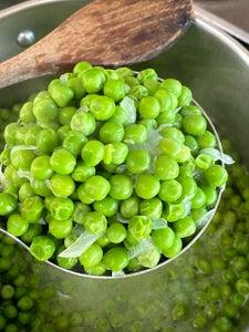 How to Prepare Peas 2.