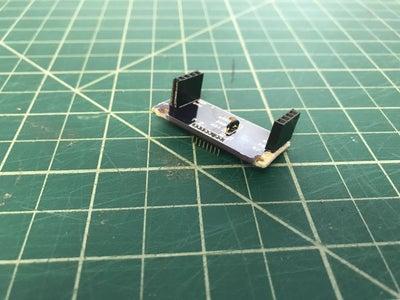 Soldering Header Pins on PCB