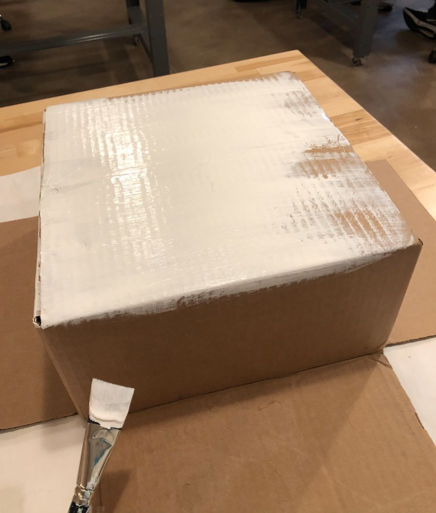 Picture of PUTTING TOGETHER THE BOX
