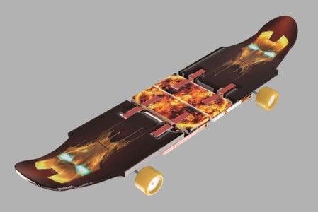 Step 4: Render the Skateboard
