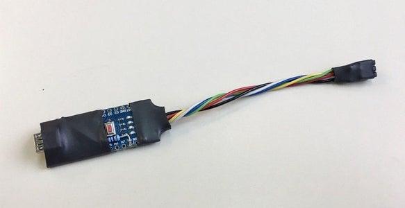 Arduino Nano ISP Dongle