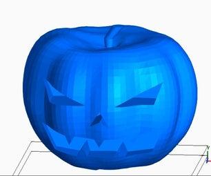 Model and Print a Halloween Pumpkin | SelfCAD