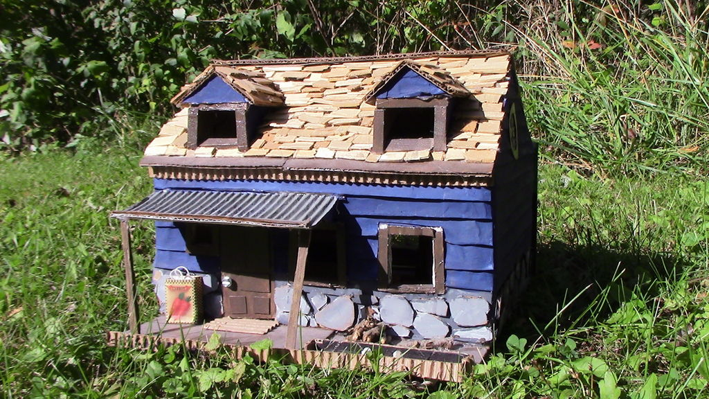 Picture of Cardboard Cabin