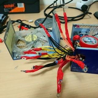 Convert an ATX Power Supply Into a Regular DC Power Supply!