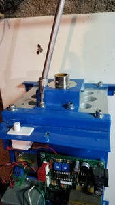 Install Upper Plumbing