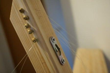 Step 2 : Wood Work