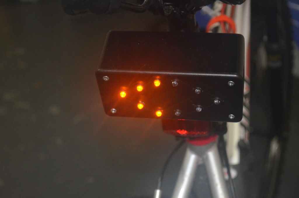 Picture of Bike LED Turn Signals