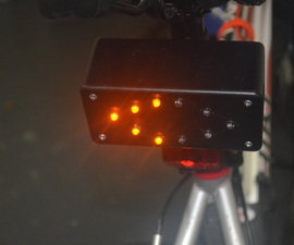 Bike LED Turn Signals