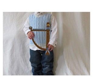 Whistle Harp Instrument