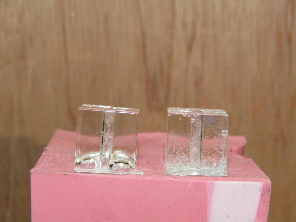 Picture of Clear Resin Comparison