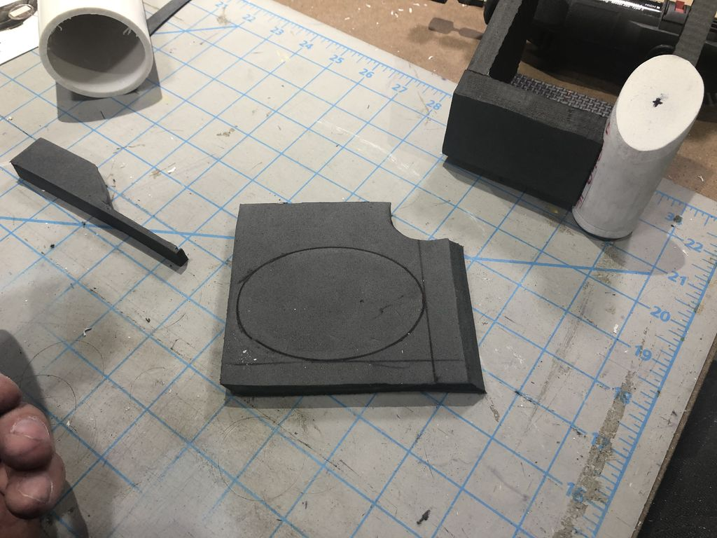 Picture of Booster & EDA-Box Fabrication