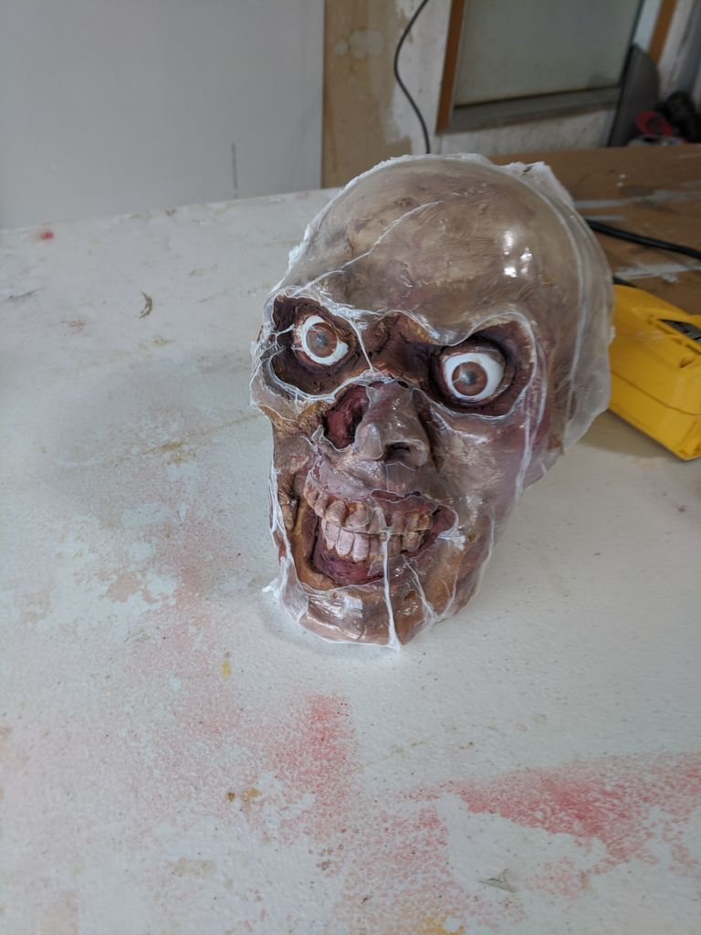Picture of Shrink Wrap Corpsing