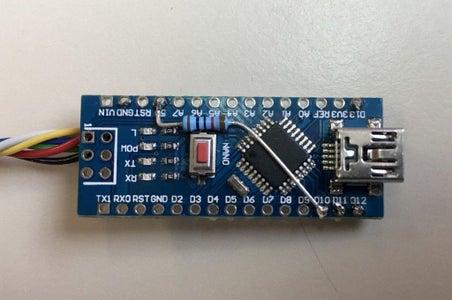 Add 10kOhm Resistor