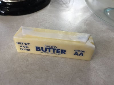 Soften Butter and Sour Milk