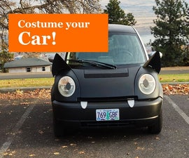 Costume Your Car!