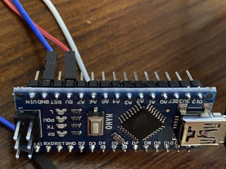 Setup the Board and the LED Panel