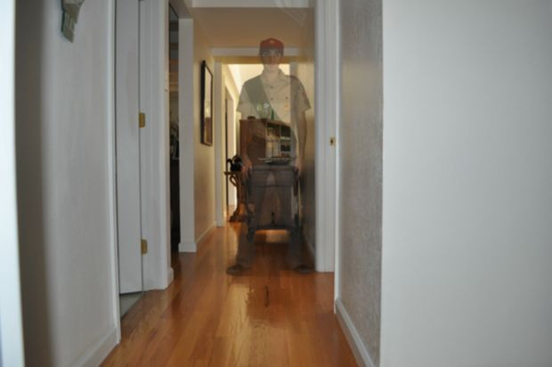 Picture of Boy Scout Ghost Picture (Photos and Video)