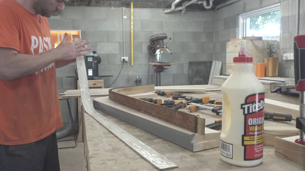 Picture of Creating the Slats