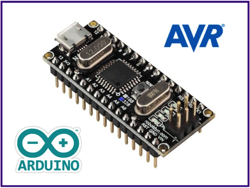 Picture of Arduino Nano Microcontroller Platform