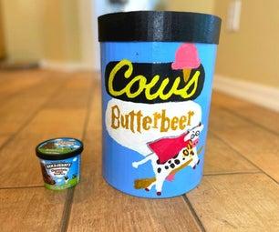 The Big Ice Cream Container