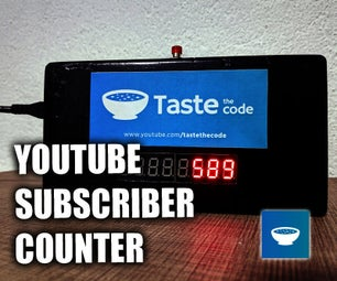 Accurate YouTube Subscriber Counter
