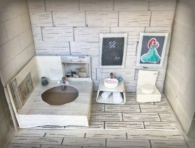 Making the Bathroom Furniture
