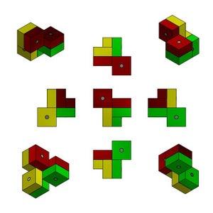 3D Print Files & Solution