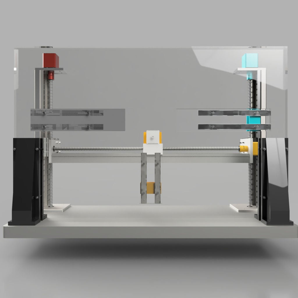 Picture of Vertical Laser Engraving Machine