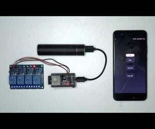 Easy IOT – Remotely Controlling ESP32 Using an Android App