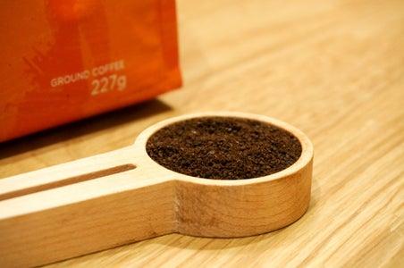 CNC Coffee Clip + Scoop