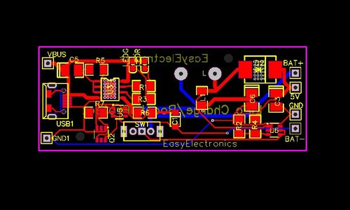 PCB Layout and Designing