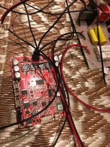 Finish Wiring