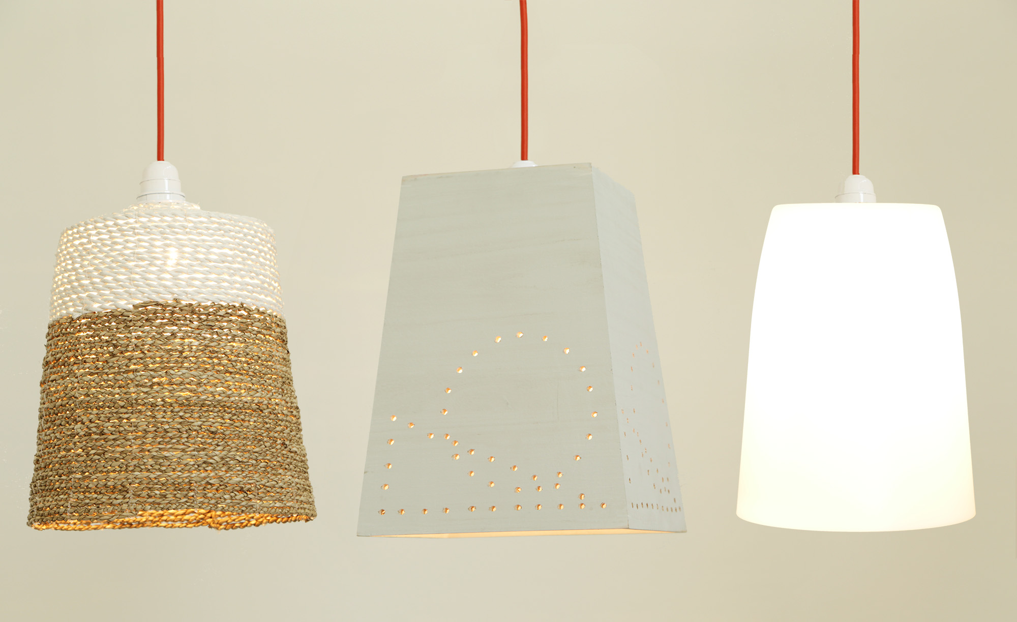 5 Ways To Make Hanging Lamps 22 Steps With Pictures Instructables