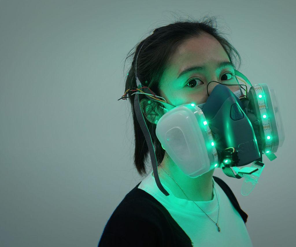 Cyberpuck Mask