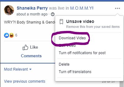 Picture of Download Video