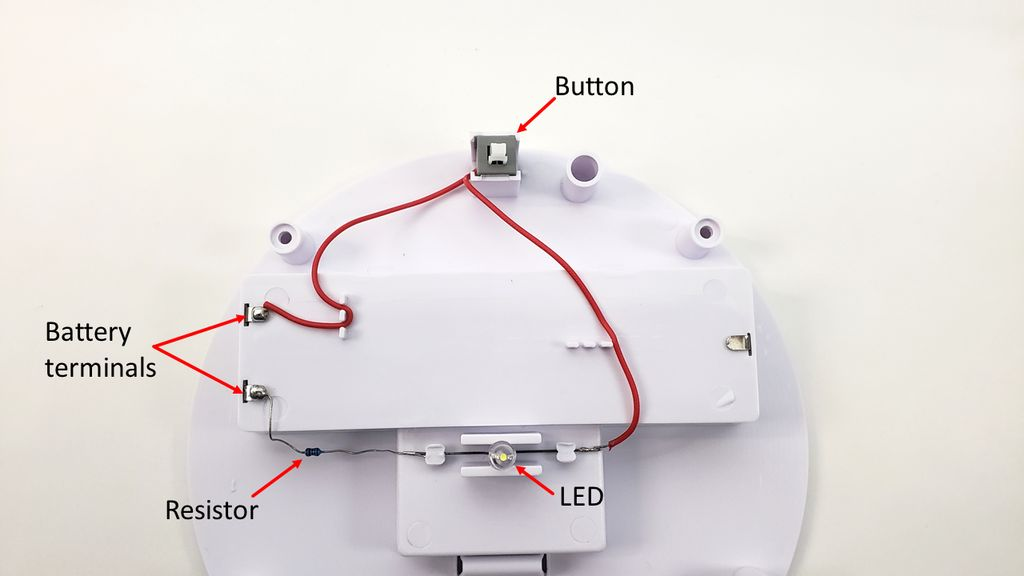Picture of Disassemble Your Light