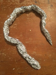 Technique #2:  Snakeskin