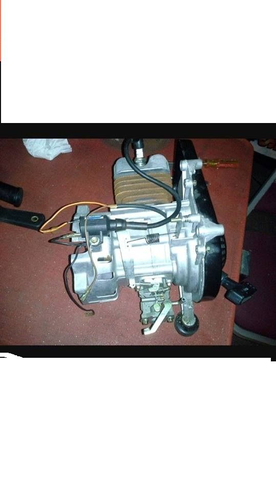 Picture of  2 Stroke Engine Rebuild Plus Governor Removal