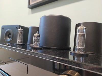 Classic Vacuum Tube Amplifier